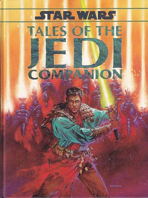 Star Wars D6 Tales of the Jedi (B Grade) (Genbrug)